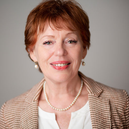 Irene Maier Vize-Präsidentin Deutscher Pflegerat e.V. (DPR)